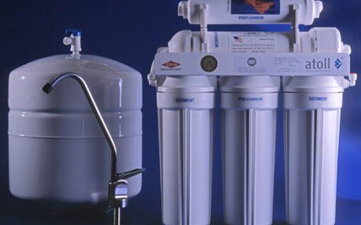 Установка, замена фильтров для воды Полтава