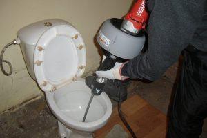 Примеры работ по чистке канализации