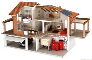 Отопление дома Полтава
