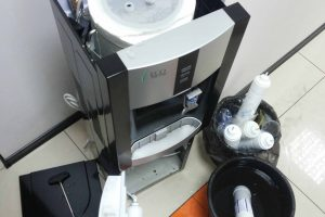Примеры работ по установке фильтров для воды