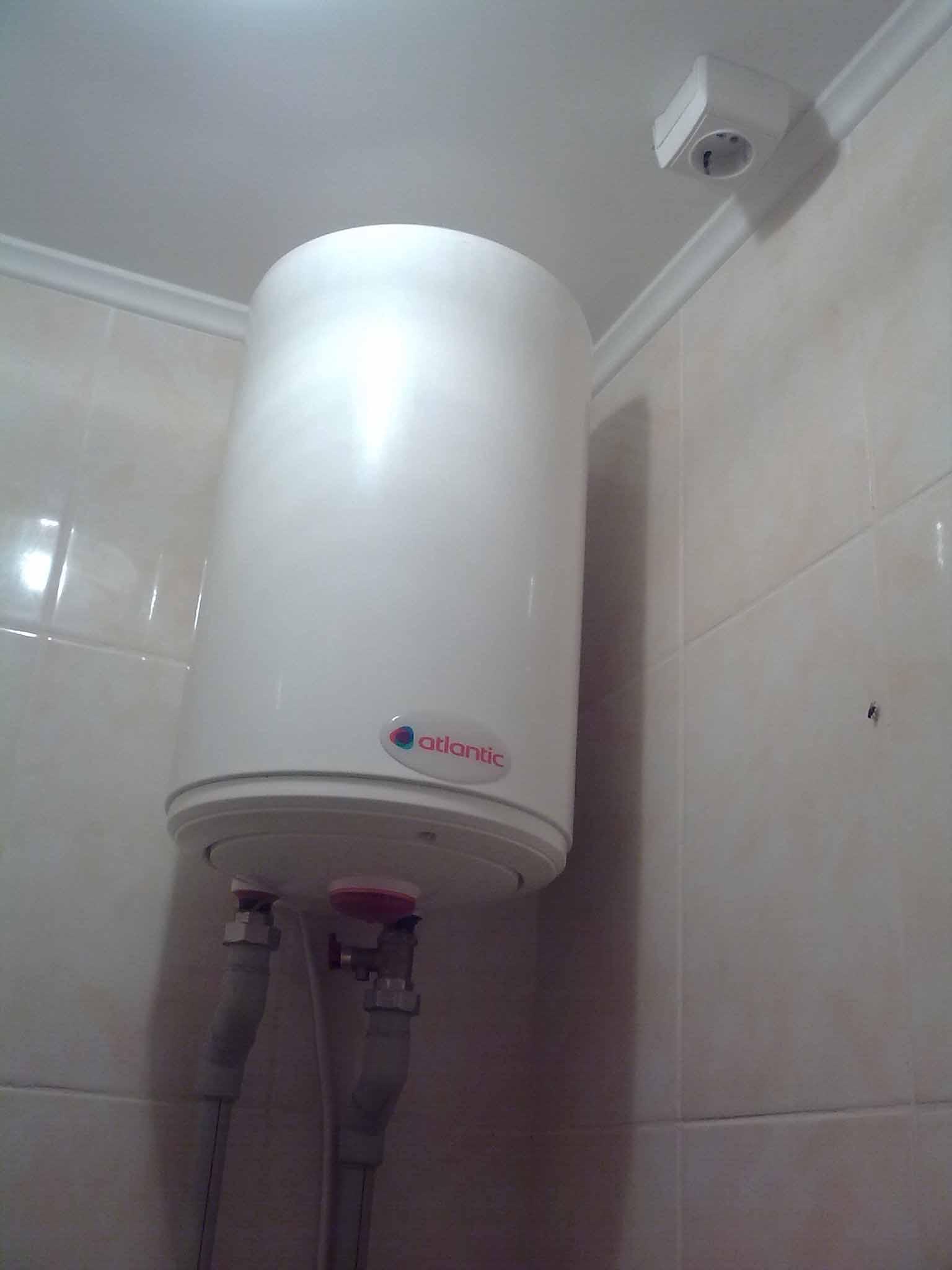 Примеры работ по установке систем отопления