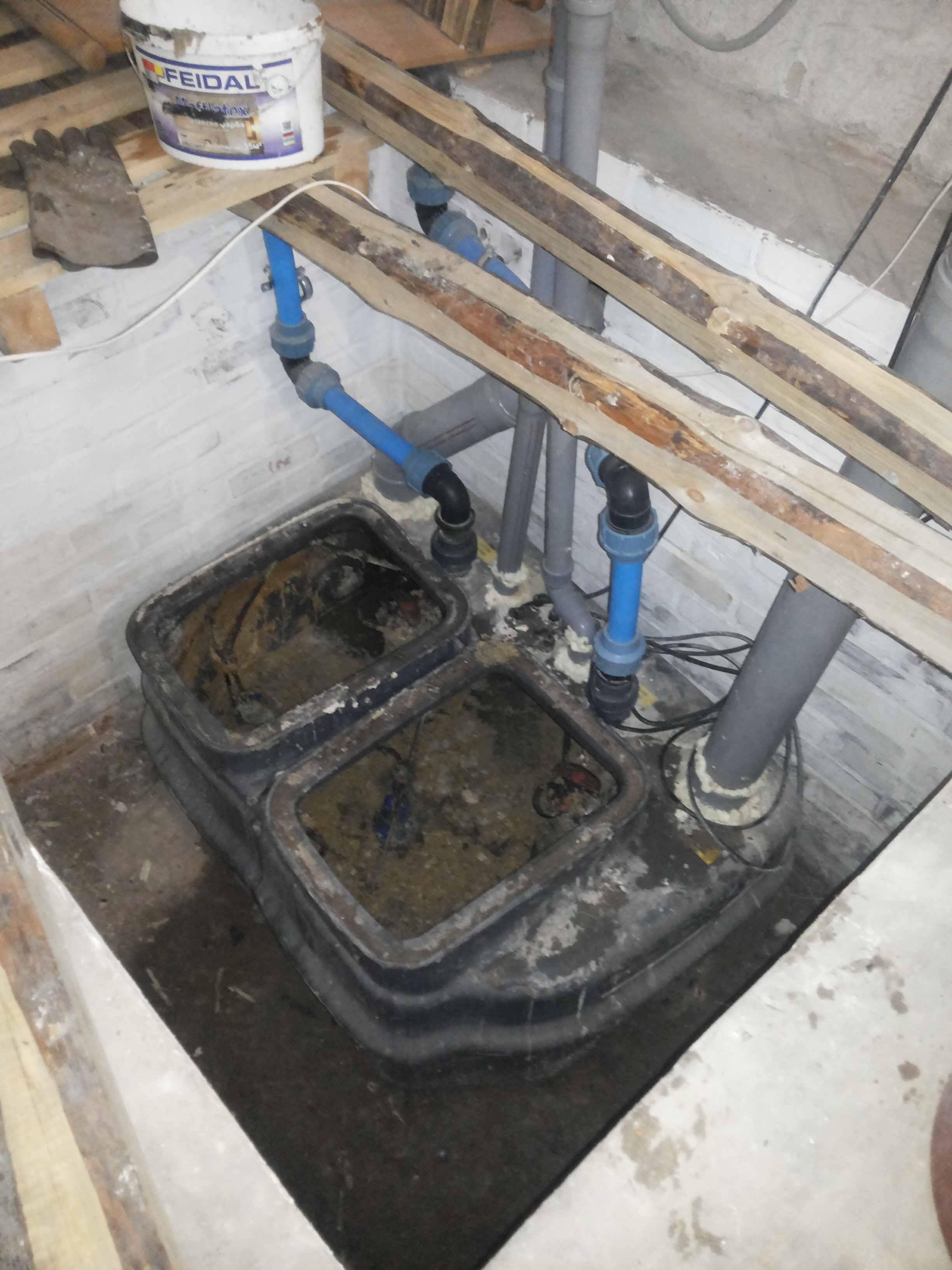 Примеры работ по ремонту сололифта